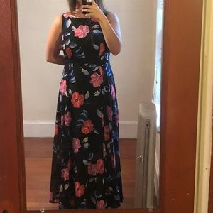 Torrid Floral Maxi | Size 16